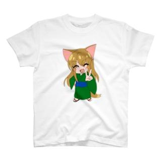 イナリさん T-shirts