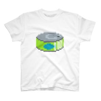 さかな缶 T-shirts