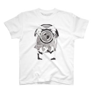 むきあう。 T-shirts
