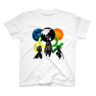 合戦である! T-shirts