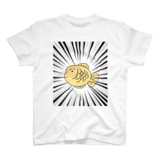 たい焼きさん T-shirts
