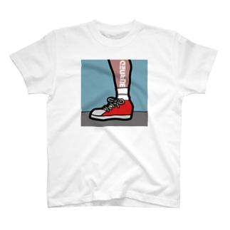 BURNED T-shirts