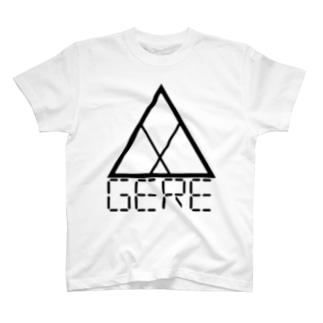 GERE LOGO T T-shirts