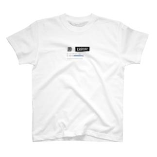 404 ERROR! T-shirts