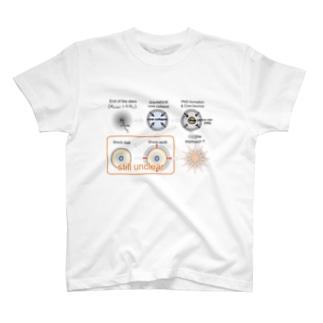 ニュートリノ駆動モデル T-shirts