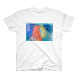 paint somethig2 T-shirts