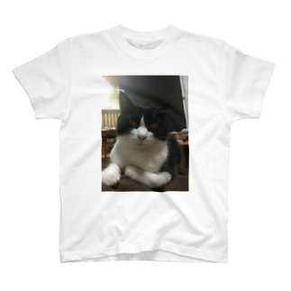 グットビジネス&ライフ 1号店のみののお腹に乗るりんごさん T-shirts