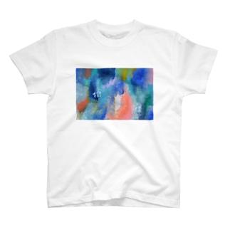 paint something6 T-shirts