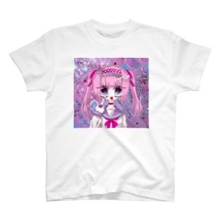 ぶっ潰せ世界‼️ T-shirts