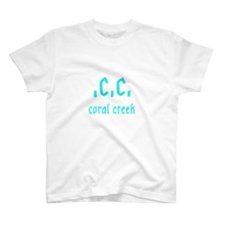 コーラルクリークオリジナルウェア T-shirts