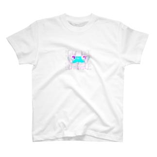 水路おんなのこ T-shirts