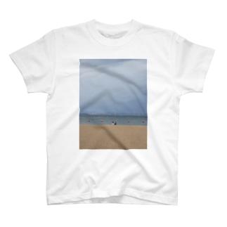 瀬戸の海 T-shirts