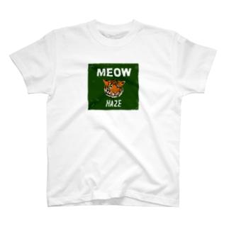 MEOWタイガー T-shirts