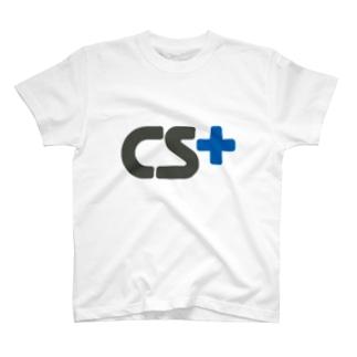 CSplusロゴ T-shirts