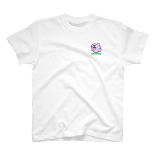 デッパン Tシャツ T-shirts