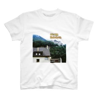 リヒテンシュタイン:ファドゥーツ城 Liechtenstein:Vaduz Castle T-shirts