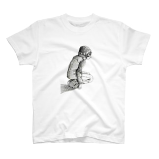 Crouch. T-shirts