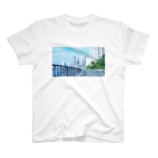 3、2、1  ハイ! T-shirts