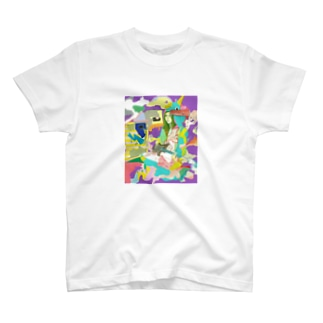POP GIRL #9 T-shirts