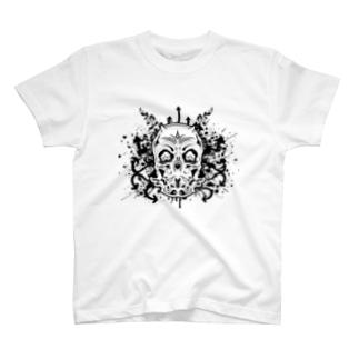 THE CRAZY DEVIL T-shirts
