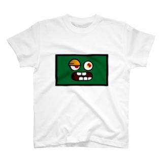 green monster T shirt T-shirts