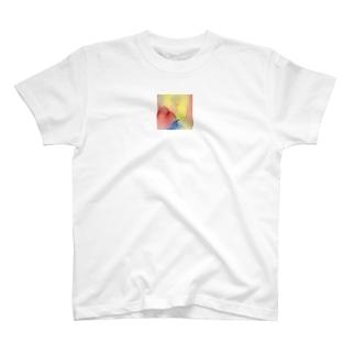 水彩 T-shirts