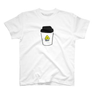シェイ・カッフェ T-shirts