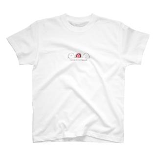 いちご大福あざらし T-shirts