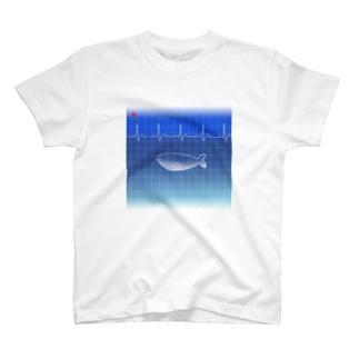 アザラシ心電図 T-shirts