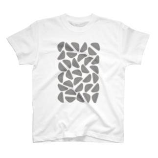 おでん・こんにゃく(乱雑) T-shirts