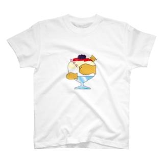 浅草浪花家コラボ・Tシャツ T-shirts