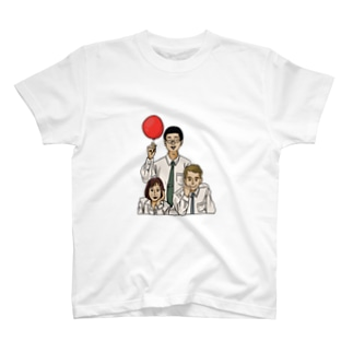 ロシアへの道 T-shirts