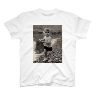 誰かの父親 T-shirts