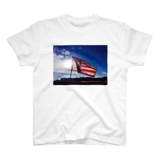 アメリカン T-shirts