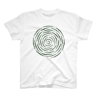 ぐるぐるヘビ T-shirts