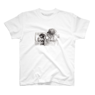 ナクヤムパンリエッタの壺泥棒 T-shirts