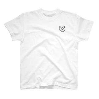 """テクオリちゃんの""""小顔セレブ"""" T-shirts"""