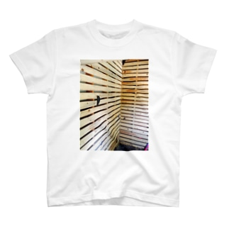 木「もく」 T-shirts