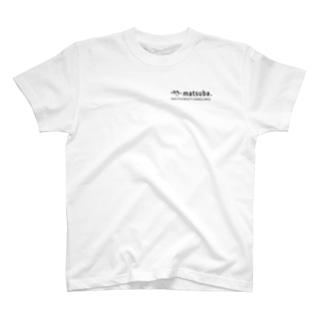 matsuba. T-shirts