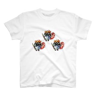 地球防衛大臣*たこぼー② T-shirts