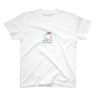 猫ポックル T-shirts