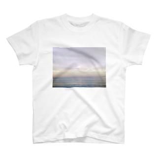 Rainbow Sea T-shirts