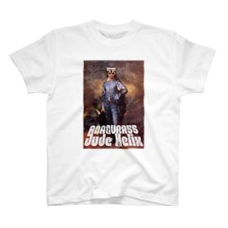 Jude Helix様 肖像画 (限定Ver.) T-shirts