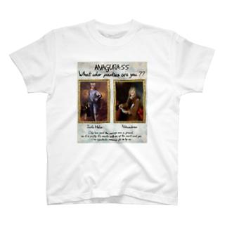 Jude様&肉三郎肖像画 T-shirts