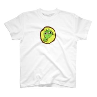 Momonngamonnga zakka の真実を見極める顏 T-shirts