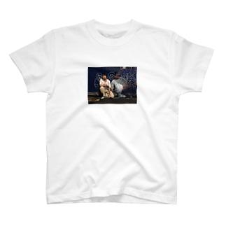 ラランドofficialのGOODBYE NISHIDA T-shirts