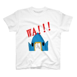 WA! デッチョ T-shirts