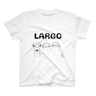 ラクダ T-shirts