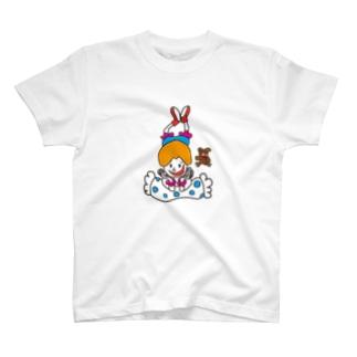 ヒトヤスミ T-shirts