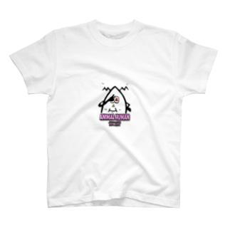 ANIMALHUMAN T-shirts